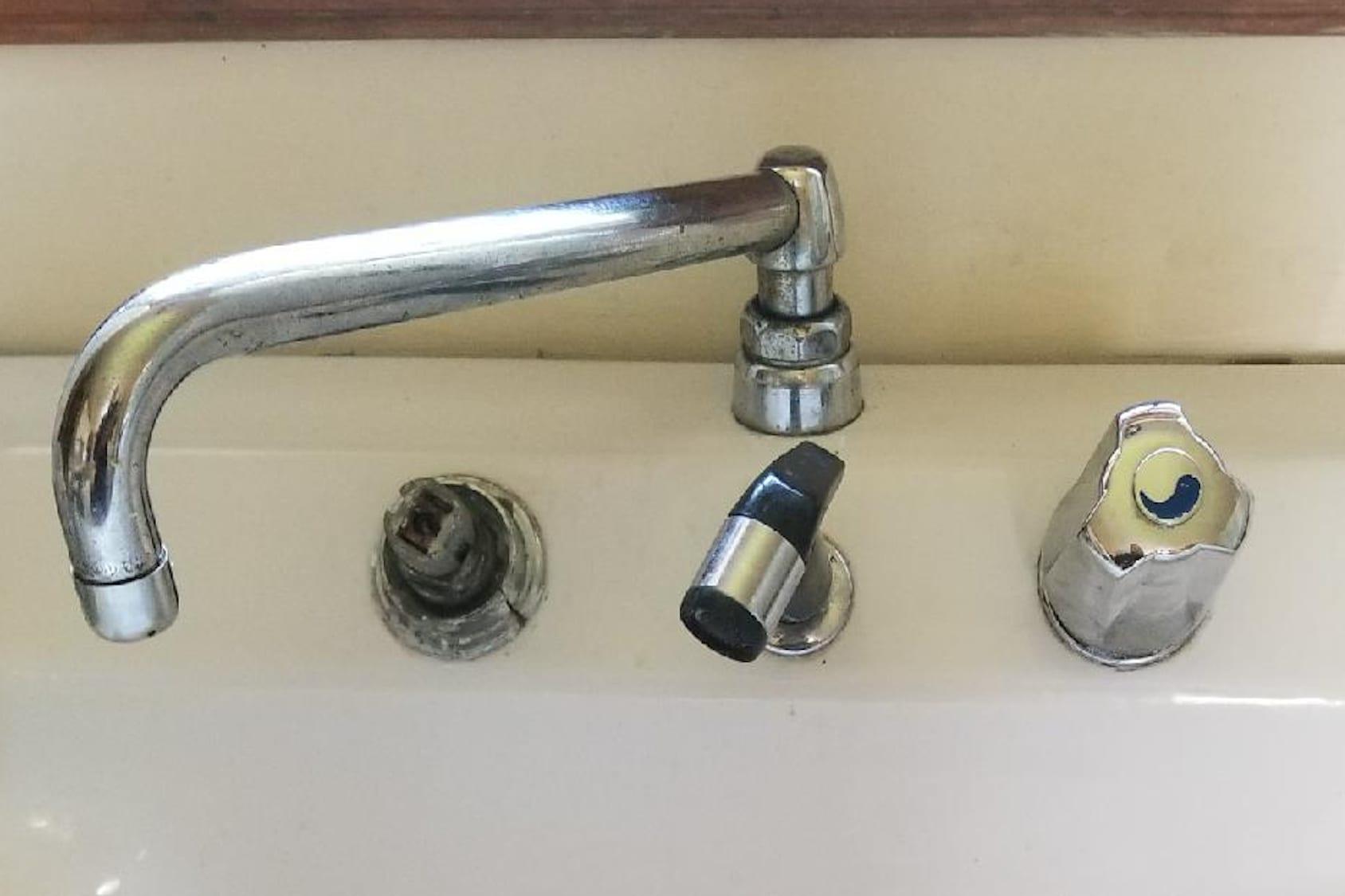 Faucet Repair
